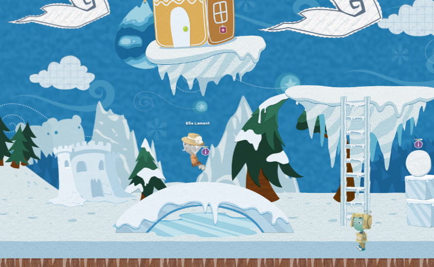 Also, the Wintry Place now has all of its assets!